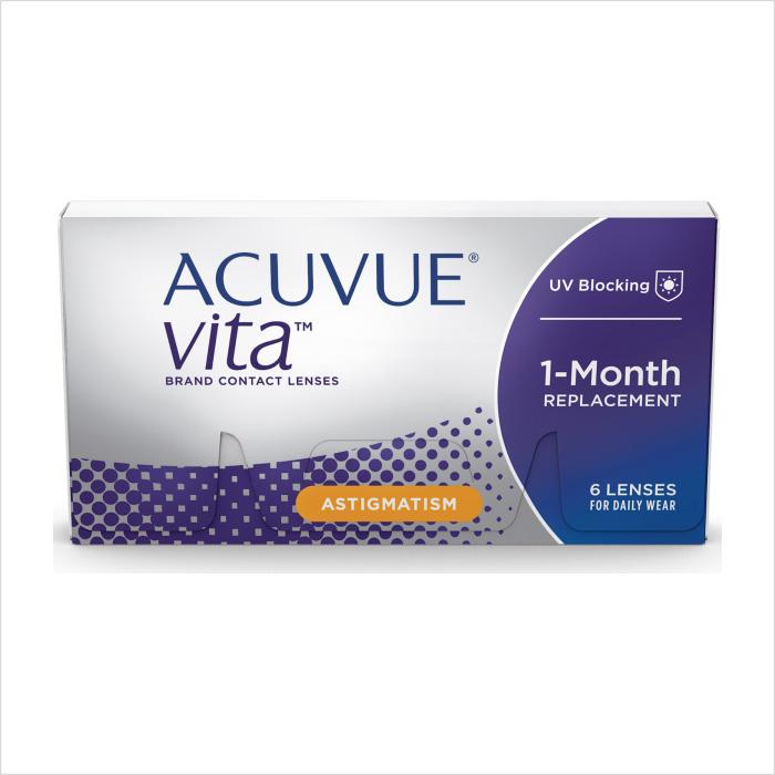 Acuvue Vita Astig 6 Pack
